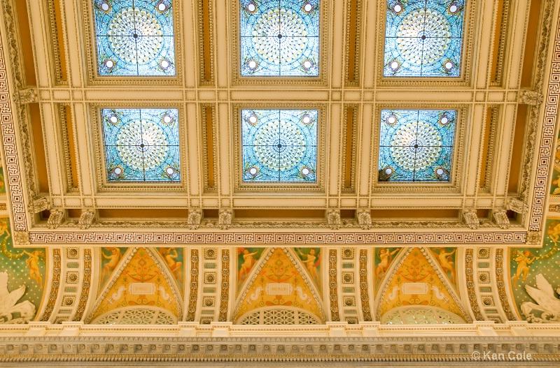 Ceiling - ID: 7760353 © Ken Cole