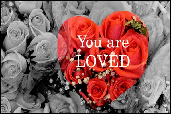 You Are Loved Card - ID: 7818782 © Joseph T. Dick