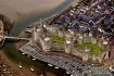 Castell Caernarfo...