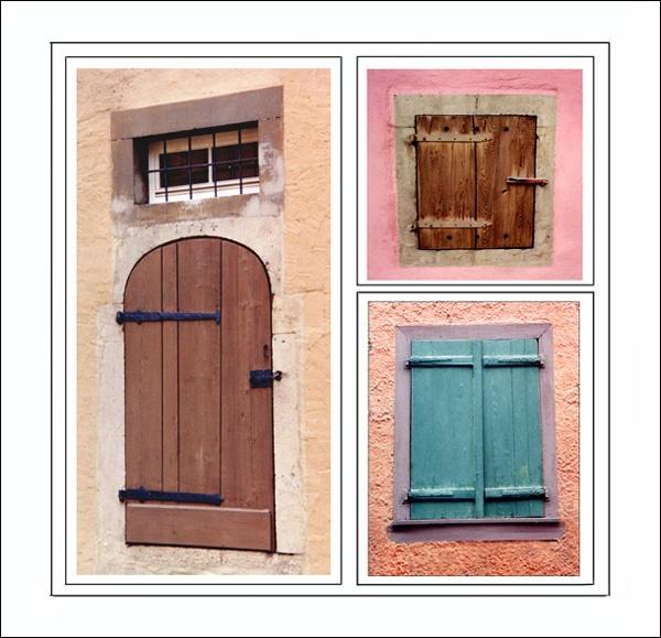 European Doors three - ID: 7864156 © Joseph T. Dick