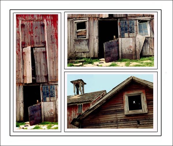 Old Barn three - ID: 7864158 © Joseph T. Dick