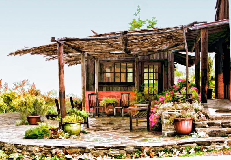 Alma Rosa Winery - ID: 7874693 © Lynn Andrews