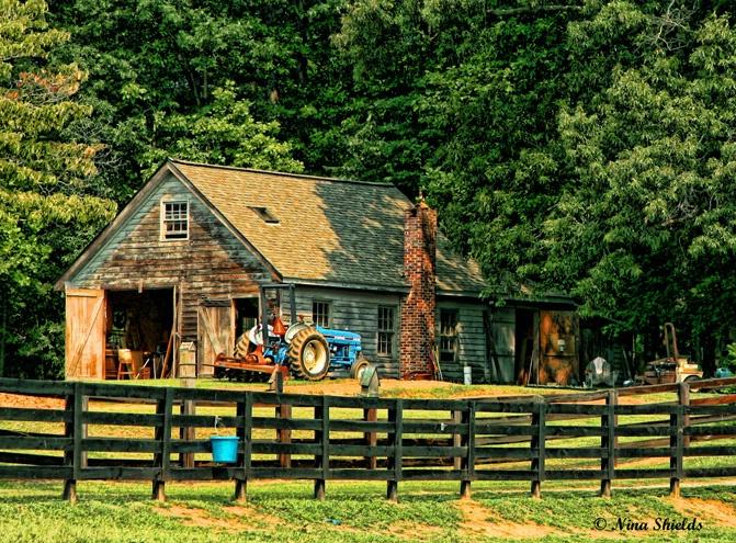 Country Charm - ID: 7878848 © Nina Shields