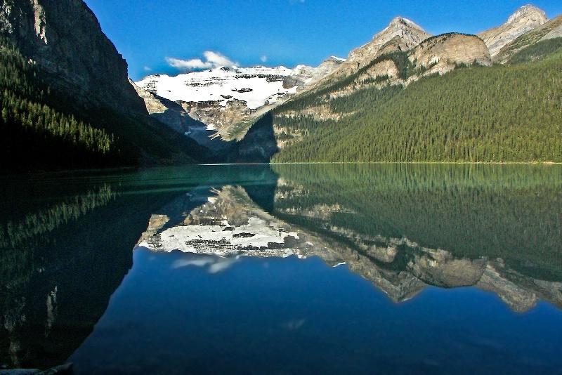 Lake Louise,  Banff National Park-Canada - ID: 7930475 © Denny E. Barnes