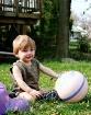 backyard smile