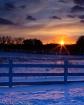 Sunset 2009-03-02