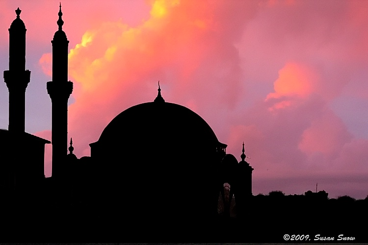The Blue Mosque (Sultan Ahmet Mosque), Istanbul