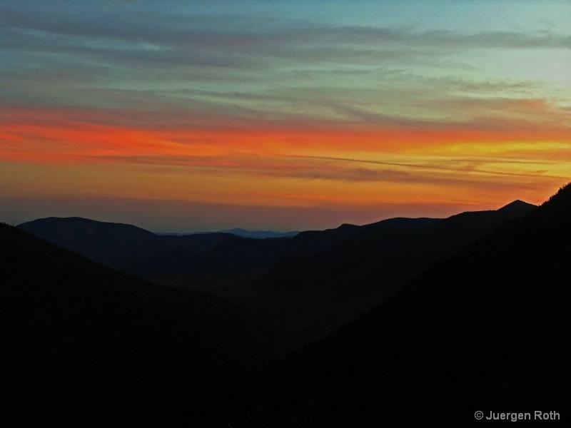 NE-012: Pemigewasset Wilderness Vista - ID: 7983986 © Juergen Roth