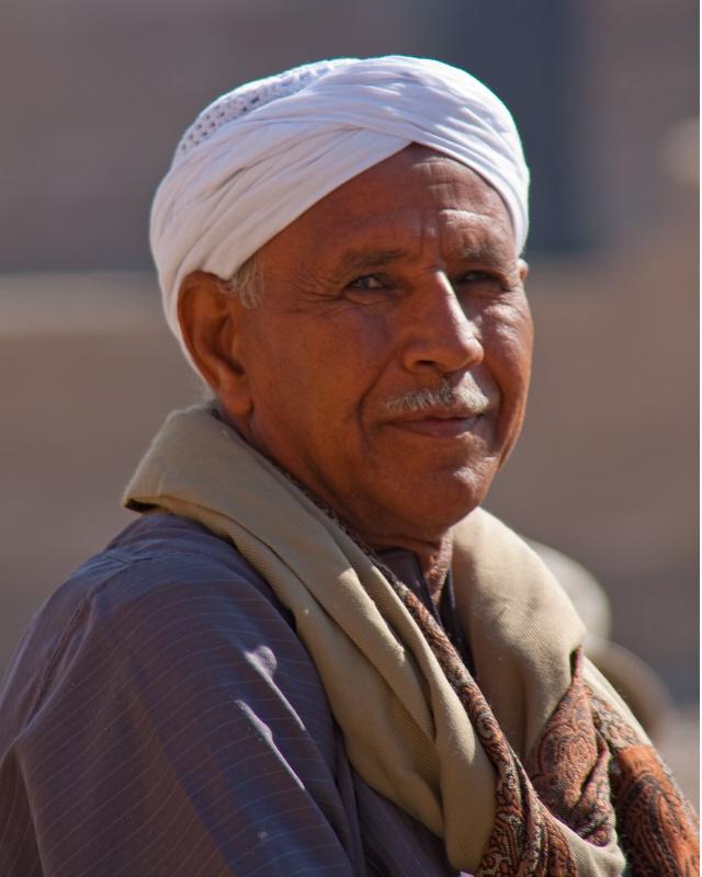 Egyptian Temple Guard - ID: 8008016 © James E. Nelson