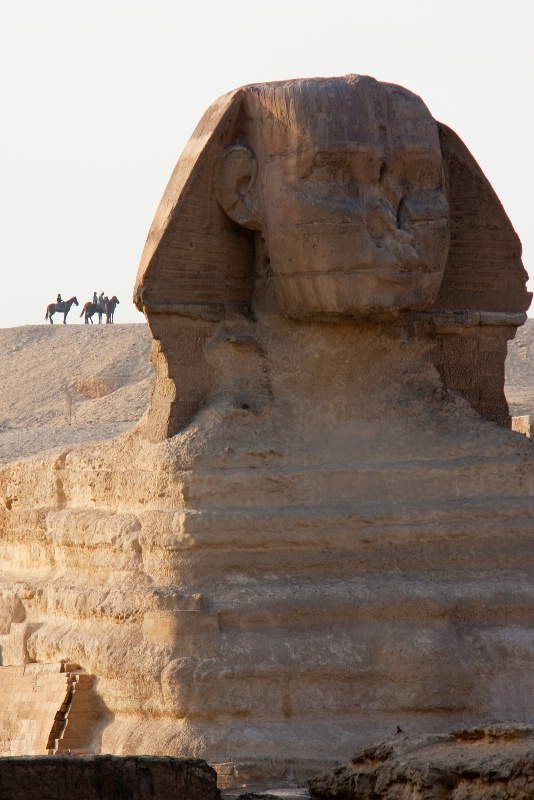 The Sphinx at Giza - ID: 8015895 © James E. Nelson