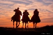 Three Riders in t...