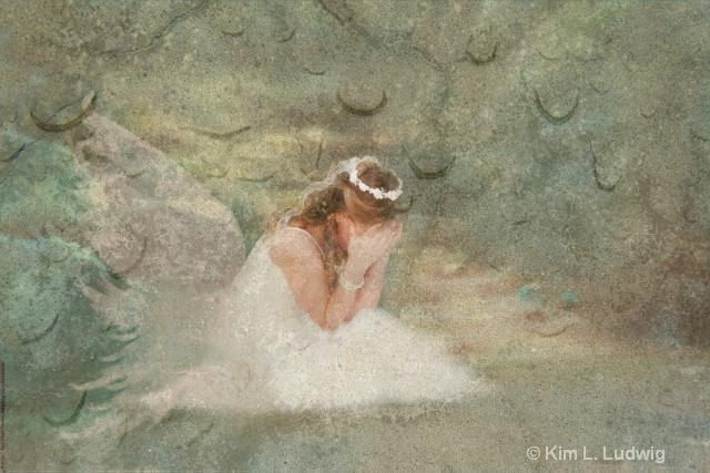 Even Fairies Get Depressed..... - ID: 8057917 © Kim L. Ludwig