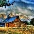 © Joseph T. Pilonero PhotoID# 8081709: Barn View