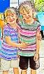 Sisterly love...
