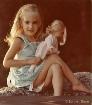 Heather, age 4, w...