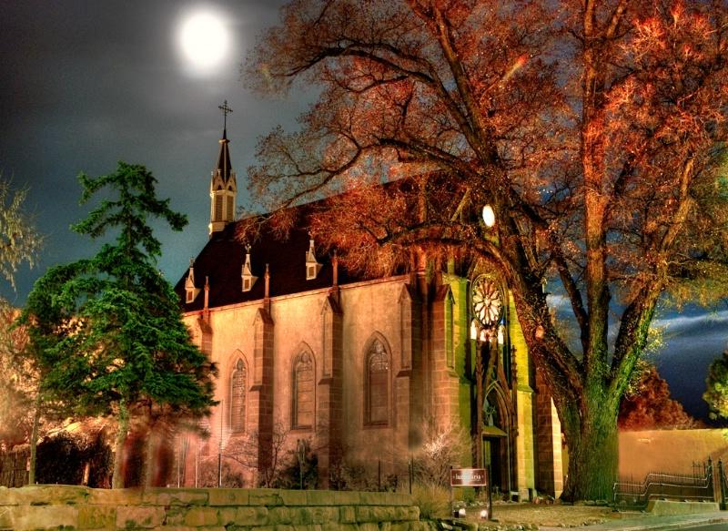 The Church - ID: 8338066 © Thomas  A. Statas