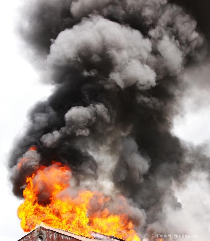 Smoke - ID: 8340595 © Lisa R. Buffington