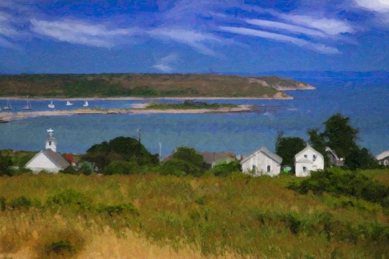 Cuttyhunk Island
