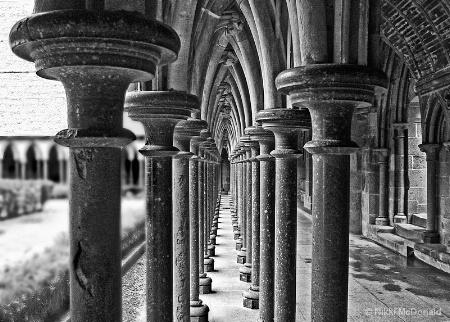 Cloister Colonnade