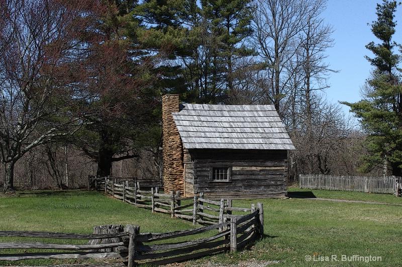 Puckett Cabin II - ID: 8414987 © Lisa R. Buffington