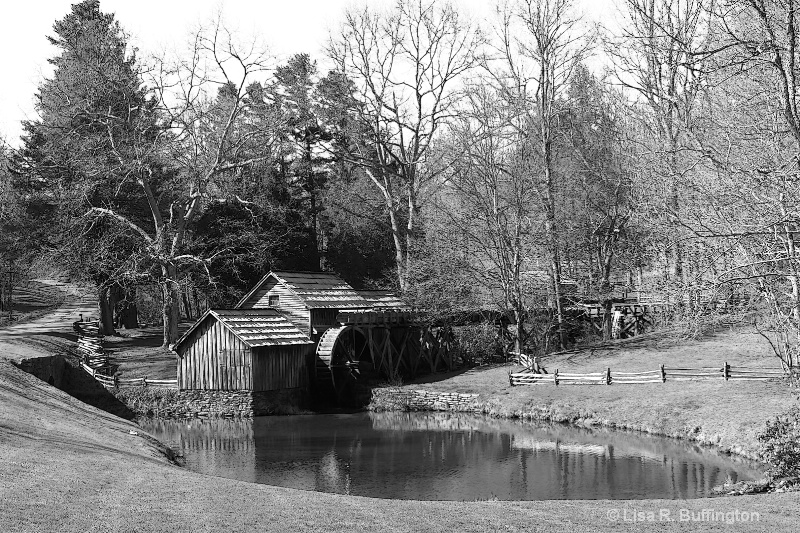 Mabry Mill VI - ID: 8415192 © Lisa R. Buffington