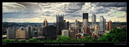 Pittsburgh HDR