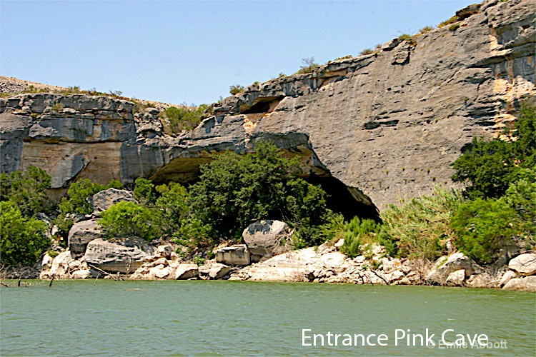 entrance-to-pink-cave  - ID: 8431466 © Emile Abbott