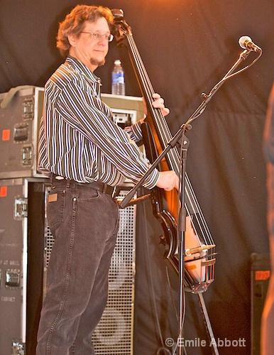 David Miller, Bass - ID: 8466464 © Emile Abbott
