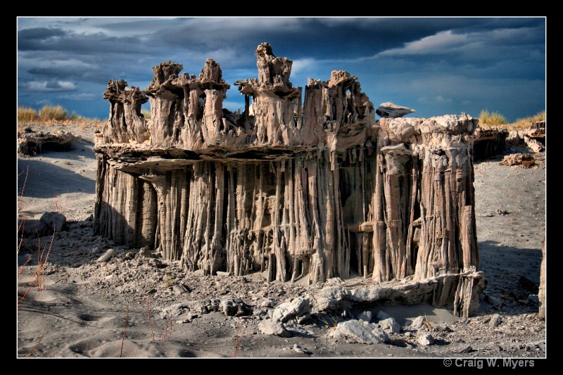 Sand Tufa - The Fortress - ID: 8518489 © Craig W. Myers