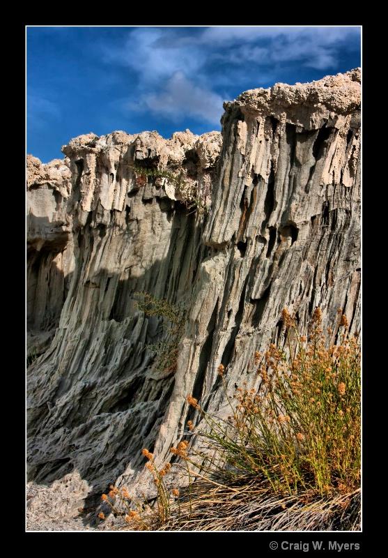 Sand Tufa Bluffs - ID: 8519129 © Craig W. Myers