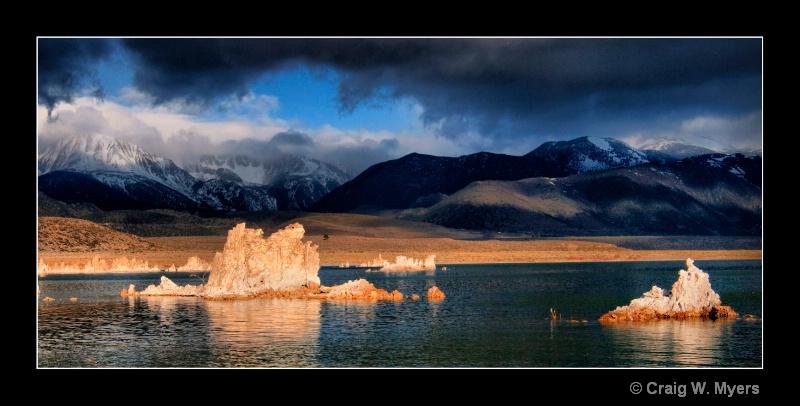 Tufa Ships - ID: 8519160 © Craig W. Myers