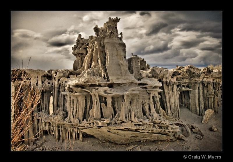 Sand Tufa - Parthenon - ID: 8519450 © Craig W. Myers