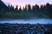 White River Dusk