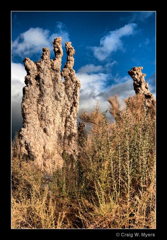 Tufa Fingers - ID: 8524207 © Craig W. Myers