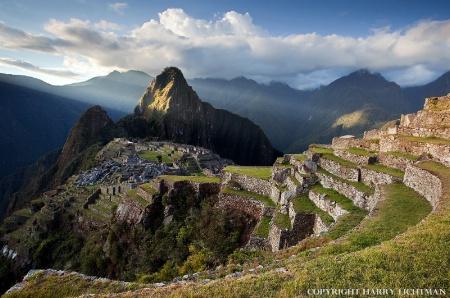 Last Light - Machu Picchu