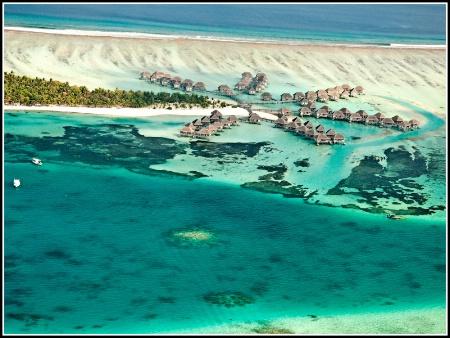 Hotel on an Atoll - Maldives