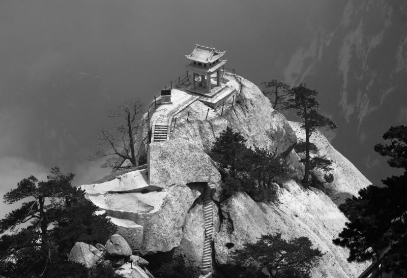 Lone Temple