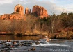 Cathedral Rock an...