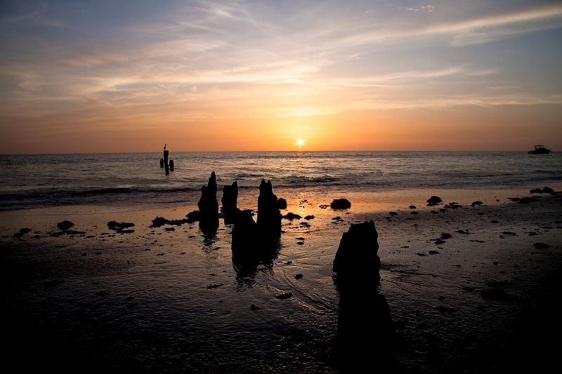 Gulf of Mexico Sunset - ID: 8698607 © Steve Abbett