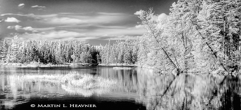 Northeast Carry - Moosehead Lake, Maine - ID: 8703210 © Martin L. Heavner