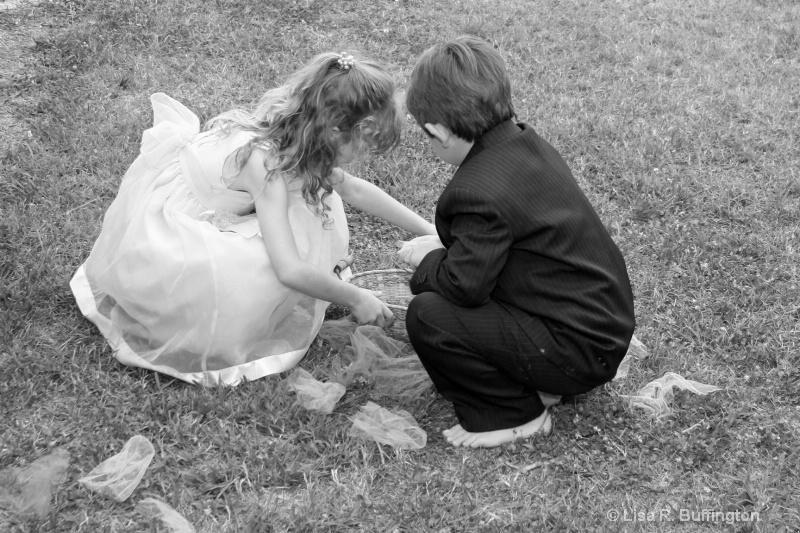 Preparing For The Bride & Groom - ID: 8708940 © Lisa R. Buffington