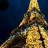 © Ann E. Swinford PhotoID # 8733000: Eiffel impending storm