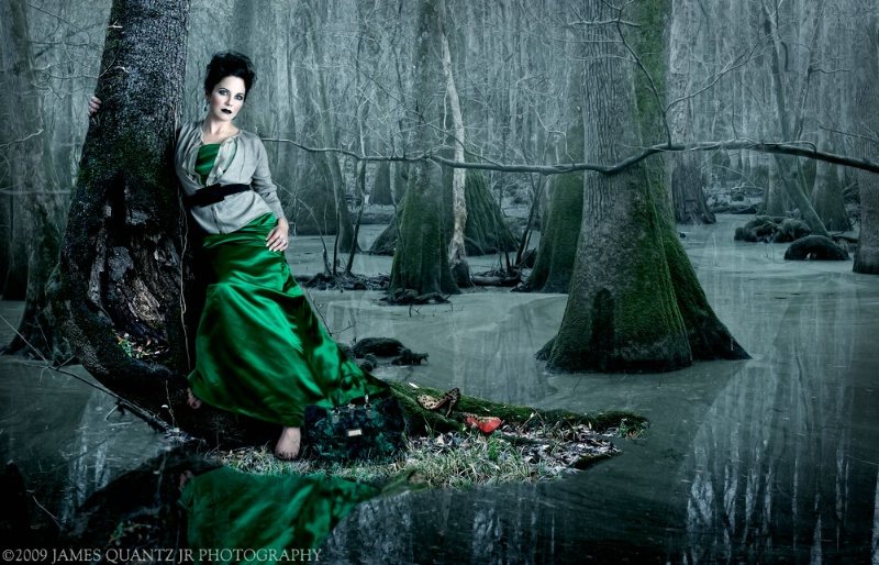 Fashion in the Swamp