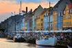 Copenhagen Nyhavn...