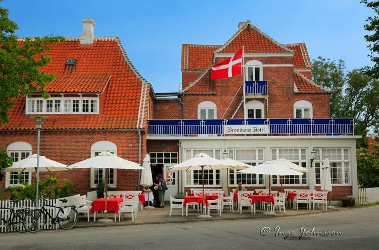 Skagen Brondums Hotel (Denmark)