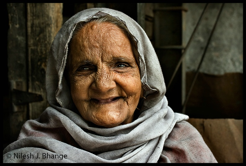 Age of a smile..