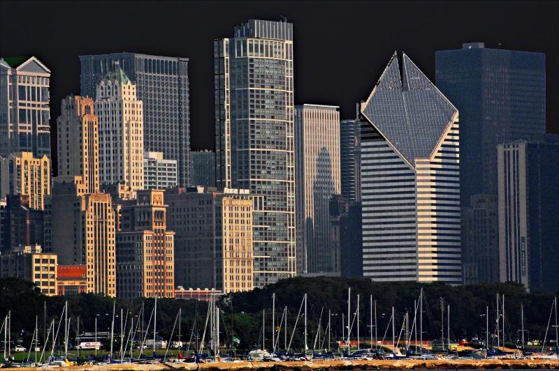 chicago scenes 8 - ID: 8822085 © David Resnikoff