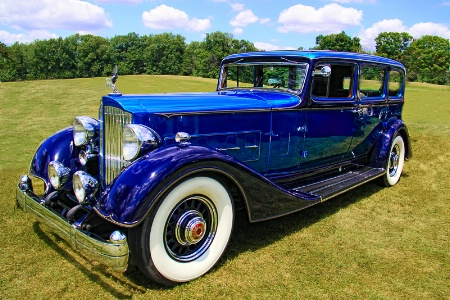 Rockefeller's Ride