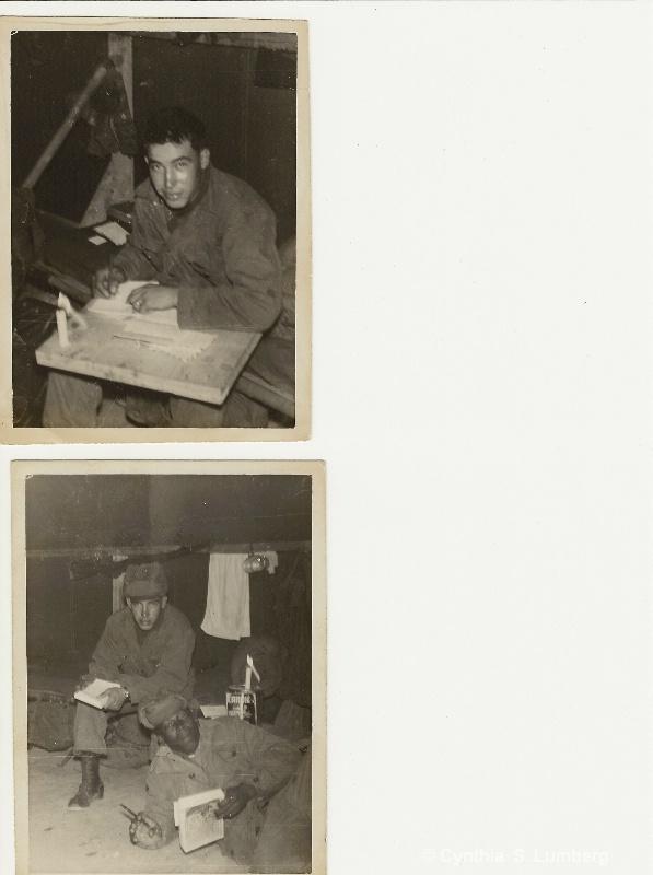 My Father in Korea 1952. . . - ID: 8890254 © Cynthia S. Lumberg