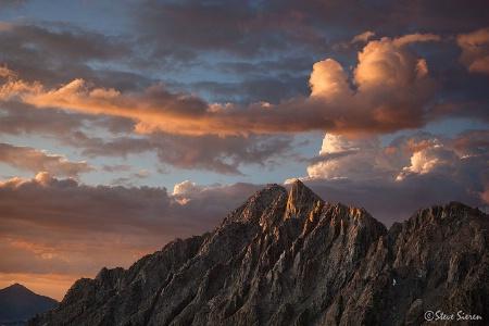 Pierce the Sierra Sky
